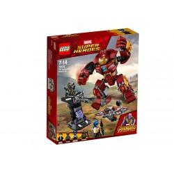 Lego Super Heroes Distrugerea Hulkbuster 76104