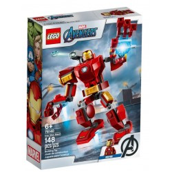 Lego Super Heroes 76140 Robot Iron Man