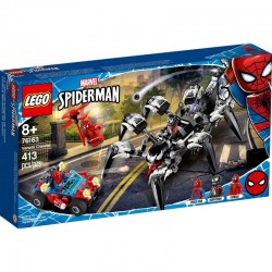 Lego Spiderman masina Venom 76163