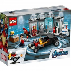 Lego Super Heroes 76167 arsenalul lui Iron Man