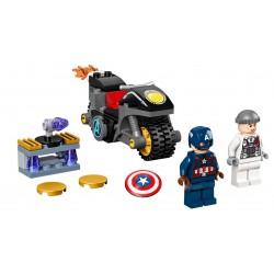 Lego Marvel 76189 Infruntarea dintre Captain America si Hydra
