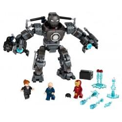 Lego Marvel 76190 Iron Monger se dezlantuie