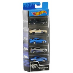 Hot Wheels set 5 masinute Mattel 1806-FLY
