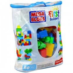 Cuburi Mega Bloks 60 piese DCH55