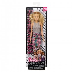 Papusa Barbie Fashionista Mattel FBR37-FJF35