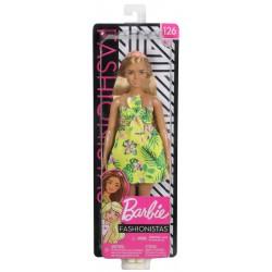 Papusa Barbie Fashionista Mattel FBR37-FXL59