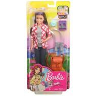Papusa Barbie travel Skipper calatoreste FWV17 Mattel
