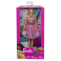 Papusa Barbie La Multi Ani Mattel GDJ36