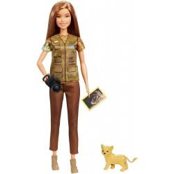 Papusa Barbie National Geographic fotojurnalista Mattel GDM46
