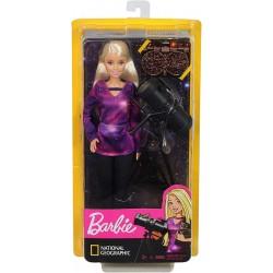 Papusa Barbie National Geographic astrofizician Mattel GDM47
