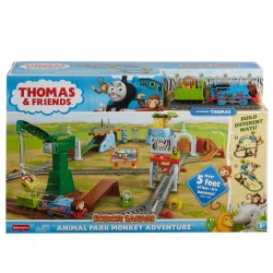 Thomas set aventuri in parcul cu animale Mattel GLK81
