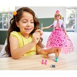 Papusa Printesa Barbie Mattel GML76