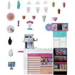 Set Barbie Cafenea Mattel GMW03