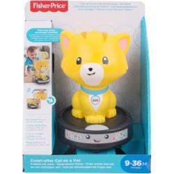 Fisher Price pisica pe aspirator Mattel GMX70
