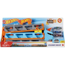 Camion de transport masini Hot Wheels Mattel GVG37