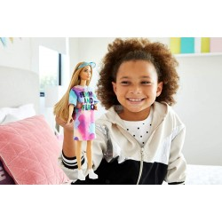 Papusa Barbie Fashionista Mattel FBR37-GRB51