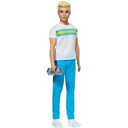 Papusa Barbie Ken aniversar 60ani Mattel GRB41-GRB43