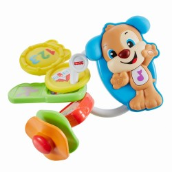 Chei educative Fisher-price in limba romana FPH74