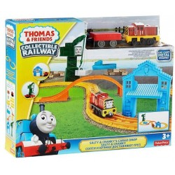 Thomas set Salty si Cranky