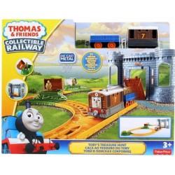 Thomas set vanatoarea de comori a lui Toby