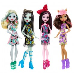 Papusa Monster High DTD90