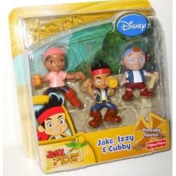 Set 3 figurine Jake si piratii w5260