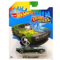 Masinuta Hot Wheels ce isi schimba culoarea