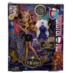Monster high Clawdeen Wolf 13 dorinte
