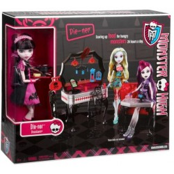 Monster high Draculaura la cina