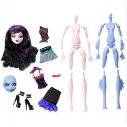 Monster High Set starter creeaza un monstru Vampir si Monstru marin
