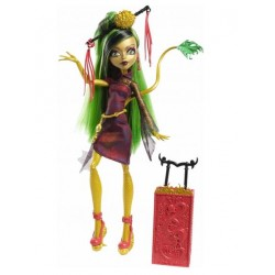 Monster High Papusi Plimbarete Jinafire Long Y7661