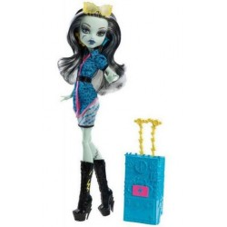 Monster High Papusi Plimbarete Frankie Stein Y7661