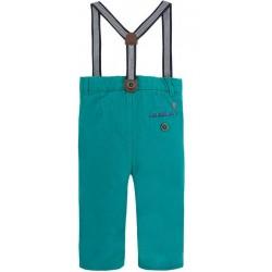 Mayoral pantaloni cu bretele baietei 2549
