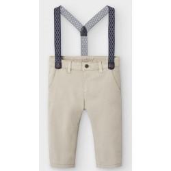 Mayoral pantaloni cu bretele baietei 2575-83