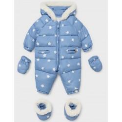 Mayoral salopeta groasa de iarna pentru bebe 2662-29