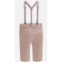 Mayoral pantaloni cu bretele baietei 2530