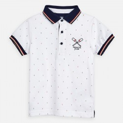 Mayoral tricou polo baieti 3151-35