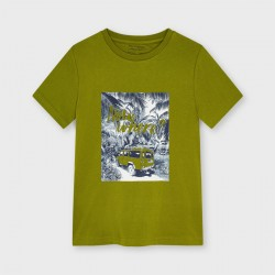 Mayoral tricou adolescent 6078-82