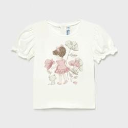 Mayoral tricou fete 1077-44