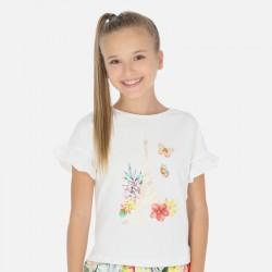 Mayoral tricou fete 6013-027