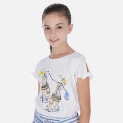 Mayoral tricou fete 6018-27
