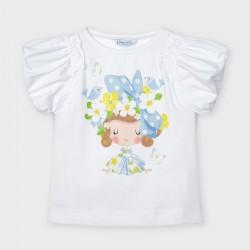 Mayoral tricou fete 3002-20