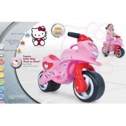 Bicicleta fara pedale Hello Kitty Injusa 1954