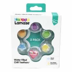Set 2 inele gingivale refrigerate Lamaze T27619