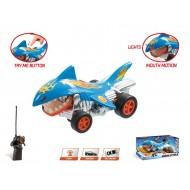 Masina RC Hot Wheels 1:24 rechin 63504