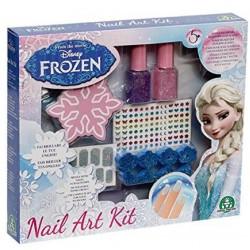 Frozen set manichiura