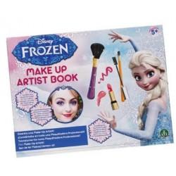Frozen set make up artist