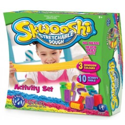 Skwooshi plastilina activity set