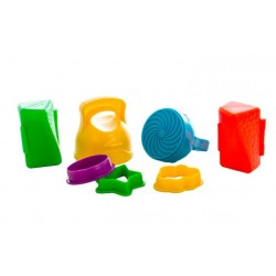 Skwooshi plastilina set color mixer