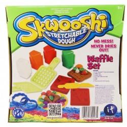 Skwooshi plastilina waffle set